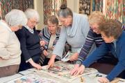 In focus: Over 1,000 years of Pembridge's village history is marked in tapestry